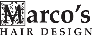 Marco's Hair Design Logo